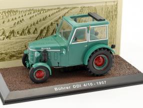 Bührer DDI 4/10 Traktor Baujahr 1957 grün 1:32 Atlas