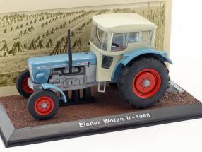 Eicher Wotan II Baujahr 1968 blau / weiß 1:32 Atlas