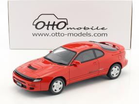 Toyota Celica GT Four ST185 (GT-Four A) Baujahr 1991 rot 1:18 OttOmobile