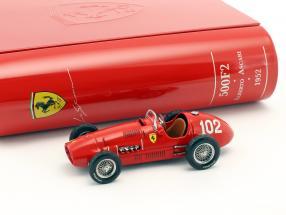 A. Ascari Ferrari 500 F2 World Champion Formula 1 1952 1:43 Ixo