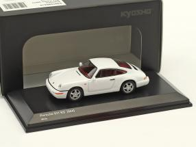 Porsche 911 (964) RS weiß 1:64 Kyosho