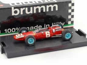 Nino Vaccarella Ferrari 158 #6 Italien GP Formel 1 1965 1:43 Brumm