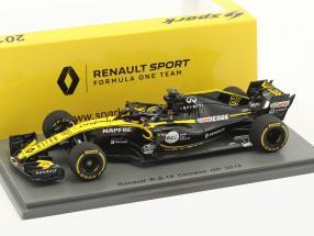 Nico Hülkenberg Renault R.S.18 #27 6th China GP Formel 1 2018 1:43 Spark