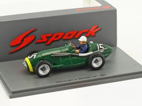 Roy Salvadori Connaught A #15 Deutschland GP Formel 1 1953 1:43 Spark