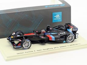 S. Sarrazin Venturi VM200-FE-02 #4 Hong Kong ePrix formula E 2016/2017 1:43 Spark