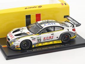 BMW M6 GT3 #99 24h Spa 2017 Rowe Racing 1:43 Spark