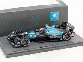 O. Turvey NextEV NIO 700R #88 New York ePrix Formel E 2016/2017 1:43 Spark