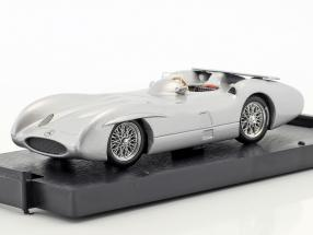 Stirling Moss Mercedes W196C Test Monza Formel 1 1955 1:43 Brumm