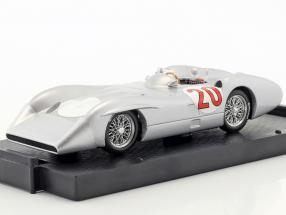 Stirling Moss Mercedes W196C #20 Test Monza Formel 1 1955 1:43 Brumm