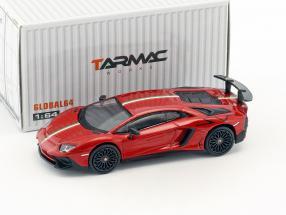 Lamborghini Aventador SV rot 1:64 Tarmac Works
