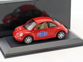Volkswagen VW Beetle Infineon Technologies rot 1:43 Minichamps