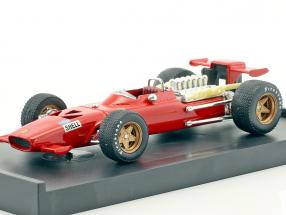 Chris Amon Ferrari 312 F1 test Modena formula 1 1969 1:43 Brumm