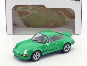 Porsche 911 Carrera RSR 2.8 year 1973 green 1:18 Solido