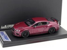 Bentley Continental Supersports purple metallic 1:43 LookSmart