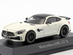 Mercedes-Benz AMG GT R diamond white 1:43 Norev