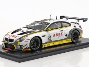 BMW M6 GT3 #99 Winner 24h Spa 2016 Rowe Racing 1:43 Spark