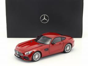 Mercedes-Benz AMG GT S hyacinth red metallic 1:18 Norev