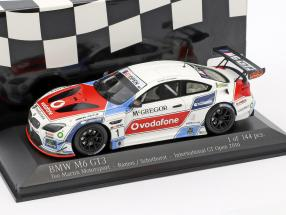 BMW M6 GT3 #1 International GT Open 2016 Ramos, Schothorst 1:43 Minichamps