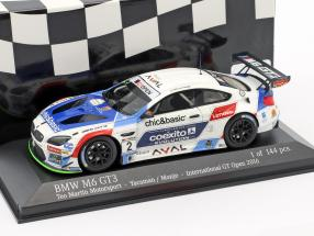 BMW M6 GT3 #2 International GT Open 2016 Yacaman, Monje 1:43 Minichamps