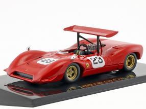 Chris Amon Ferrari 612 #23 CAN AM Series 1968 with Showcase 1:43 Altaya