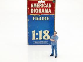 Street Racer figure II 1:18 American Diorama