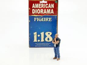 Street Racer figure I 1:18 American Diorama