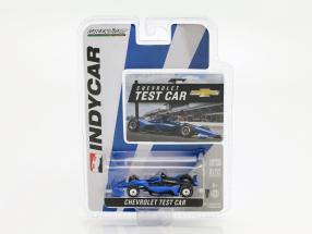 Chevrolet Dallara Aerokit Test Car IndyCar Series 2018 1:64 Greenlight