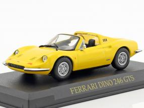 Ferrari Dino 246 GTS gelb 1:43 Altaya