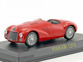 Ferrari 125S red 1:43 Altaya