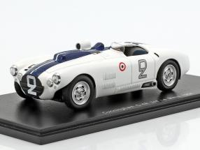 Cunningham C4-R #2 3rd 24h LeMans 1954 Spear, Johnston 1:43 Spark