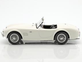 AC Cobra 289 year 1963 white 1:18 Norev
