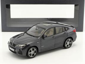 BMW X4 F26 Year 2014 Sophisto Grey metallic 1:18 ParagonModels