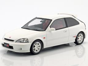 Honda Civic Type R EK9 Baujahr 1999 weiß 1:18 OttOmobile