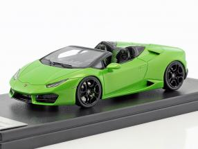 Lamborghini Huracan LP 580-2 Spider Baujahr 2016 mantis grün 1:43 LookSmart