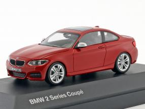 BMW 2 Series Coupe (F22) rot 1:43 Minichamps