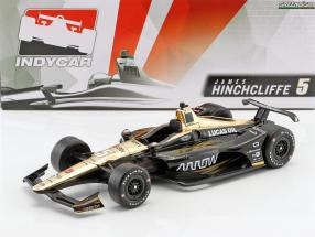 James Hinchcliffe Honda #5 IndyCar Series 2018 Schmidt Peterson Motorsports 1:18 Greenlight