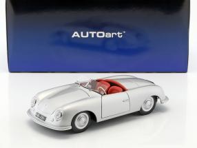 Porsche 356 Nummer 1 Baujahr 1948 silber 1:18 AUTOart