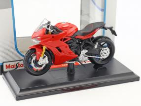 Ducati Supersport S red 1:18 Maisto