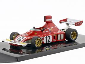 Niki Lauda Ferrari 312 B3-74 #12 50th Ferrari Victory Spain GP F1 1:43 HW Elite