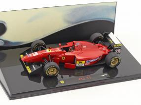 G.Berger Ferrari 412T1 Winner GermanGP Hockenheim formula one 1994 1:43 HW Elite