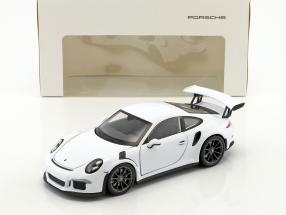 Porsche 911 (991) GT3 RS year 2016 white 1:24 Welly