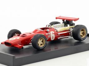 Chris Amon Ferrari 312 F1 #6 Frankreich GP Formel 1 1969 1:43 Brumm