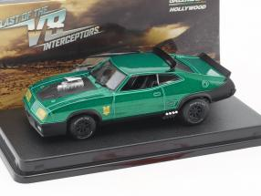Ford Falcon XB year 1973 Movie Last of the V8 Interceptors (1979) green version 1:43 Greenlight
