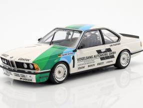 BMW 635 CSi #1 Winner Bergischer Löwe Zolder 1984 Harald Grohs 1:18 Minichamps