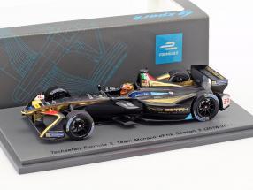 Esteban Gutierrez #33 Monaco ePrix Season 3 Formel E 2016/17 1:43 Spark