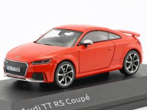 Audi TT RS Coupe catalunya rot 1:43 iScale