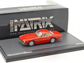 Jaguar D-Type LeMans Michelotti year 1963 red 1:43 Matrix