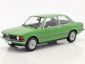 BMW 318i E21 year 1975 green 1:18 KK-Scale