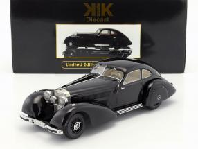 Mercedes-Benz 540K Freeway courier Year 1938 black 1:18 KK-Scale