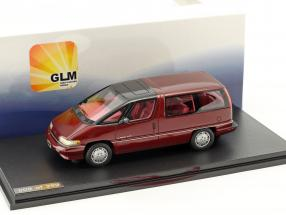 Chevrolet Lumina APV year 1991 red 1:43 GLM